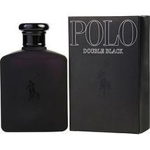 Polo Double Black By Ralph Lauren Edt Spray 4.2 Oz - $114.00