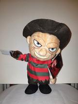 Nightmare On Elm Street Freddy Krueger Animated Walking Talking Figure - €30,92 EUR