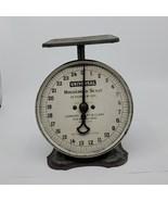 Vintage 25lb Kitchen Household Scale Universal Landers Frary & Clark  - $40.00