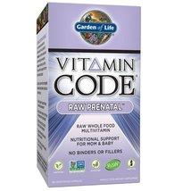 Garden of Life Vitamin Code Raw Whole Food Pren... - $29.99
