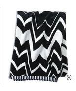 Missoni for Target Black & White Chevron Cotton Hand Towel - $40.00