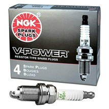 4 PACK Spark Plug NGK V-POWER R5671A-11 4 PIECES 6596 - $10.00