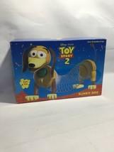 Toy Story 2 1999 Slinky Dog Pull Toy Vintage , Disney Pixar, James Indus... - $48.49
