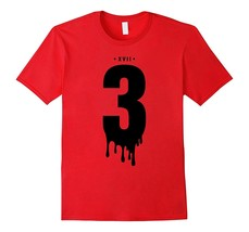New Tee - Drippy 3 Graphic T-Tee - Black Number Men - $19.95+