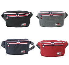 Tommy Hilfiger Cross Body City Trek Adjustable Strap Travel Waist Bag TC090CI9