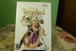 Disney Tangled (Nintendo Wii, 2010) VG Condition W /Booklet - $11.87