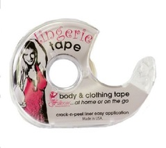 Lingerie, Clothing, and Body Tape - $10.00