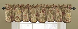 Waverly 10985050X015AN Imperial Dress 50-Inch by 15-Inch Window Valance,... - $32.66