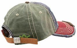 True Religion Men's Premium Cotton Vintage Distressed Trucker Hat Cap TR1690 image 12