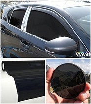 "VViViD Colorful Transparent Vinyl Car Window Tinting 30"" x 60"" 2 Roll Pa... - $40.78"