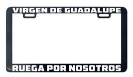 Virgen de Guadalupe ruega por nosotros Catholic Católico license plate f... - $5.99