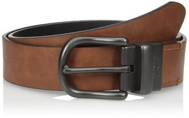 Levi's Men's Premium Stylish Classic Genuine Leather Belt Reversible 11LV020021