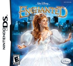 Disney's Enchanted - Nintendo DS [video game] - $7.99
