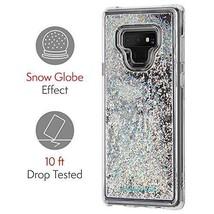 Samsung Galaxy Note 9 Case TPU Hybrid Mil Grade Cover Liquid Glitter Iri... - $51.90