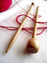 ChiaoGoo 9 Inch Moso Bamboo Dark Patina SP Knitting Needles MPN 1031 - $7.60 CAD