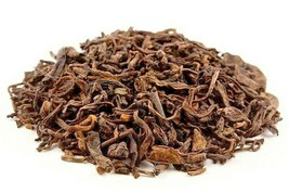Quality Dried Red Tea Leaves Pu Erh Tea Loose Insomnia Asthma Spices  - $13.99