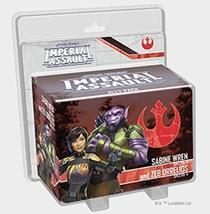 Star Wars: Imperial Assault - Sabine Wren and Zeb Orrelios - $15.85