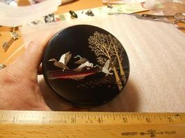 Japanese Mallard Duck Coaster Set of 5, inside a matching container Made... - $5.87