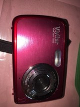Vivitar Vivicam 7022 7 MP Digital Camera - Red - $24.86