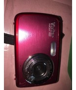 Vivitar Vivicam 7022 7 MP Digital Camera - Red - $25.68