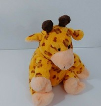 Ty Pluffies Towers orange brown spots Giraffe Plush 2004 stuffed animal tylux - $6.92