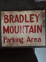 Extremely Rare! Friday the 13th Bradley Mountain Parking Area Screen Use... - $643.50