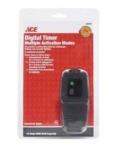 TIMER DIGITAL OUTDR12.5A - $9.10