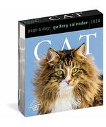 Cat Page-A-Day Gallery Calendar 2020 Workman Calendars - $14.99
