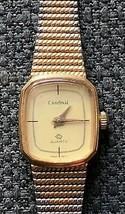 Vintage Cardinal Quartz Swiss Made Women's Watch - Functional - $7.54