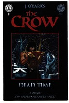 The Crow: Dead Time #1-1996-Kitchen Sink-J. O'Barr comic book - $30.26