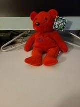 Salvinos Bamm Beano Sammy Sosa 21 Red Beanie Baby Chicago Cubs 1998 MLB - $12.54