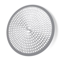 LEKEYE Shower Drain Hair Catcher/Strainer/Stainless Steel and Silicone - £9.95 GBP