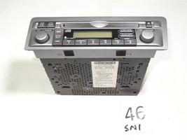 2001-2005 honda civic radio receiver cd compact disc player  oem d6 - $49.50
