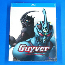 Guyver: The Bioboosted Armor Complete Anime Series Blu-ray BD, 2010, 3-D... - $109.95