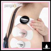 PANGAO MAGIC MASSAGE PAD EMS Low Frequency Massager PG-203 Black Pink Wh... - $39.99