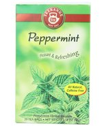 Teekanne Tea, Peppermint Herb, 20-Count (Pack of 5) - $24.05