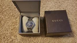 Gucci Men's G-Timeless Large Automatic Chronograph Watch YA126264 44mm -... - $999.99