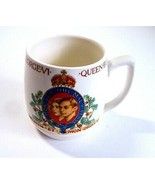 1937  King George VI Queen Elizabeth Coronation Coffee Cup -City of Durb... - $9.99
