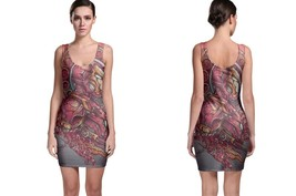 The Iron Man Superhero Bodycon Dress - $22.99+