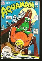 AQUAMAN #44 DC COMICS 1969 - $13.85