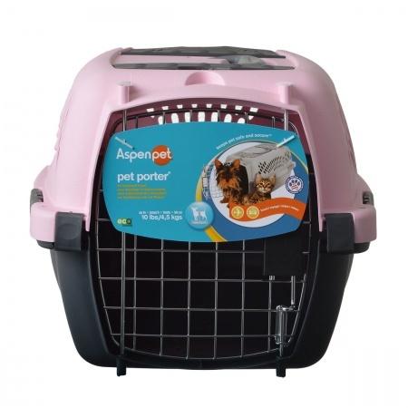Aspen pet pet porter pink