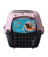 "Aspen Pet Pet Porter - Pink Pets up to 10 lbs (19""L x 12.6""W x 10""H) - $40.32"
