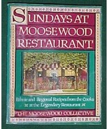 Region Cookbook New York NY Moosewood Restaurant Ethnic Vegetarian - $11.75