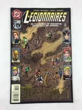 Legionnaires 51 August 1997 General Comic Book DC Comics - $8.59