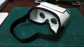 Cardboard Virtual Reality Glasses Vr 3d Google Box Headset For Iphone Sa... - €12,14 EUR