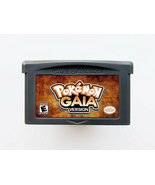 Pokemon Gaia Version 3.1 Mod Gameboy Advance (GBA) USA Seller - $19.99