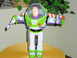 Vintage Buzz Lightyear Ultimate Talking Action Figure Toy Story - $19.99