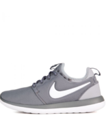 Nike TWO GREY/WHITE Kids Roshe Two Sneaker (GS) Size US 5Y - $37.13