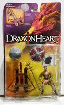 Dragonheart Hewe w/ Catapult Action Figure Kenner Hasbro 1996 - $12.95