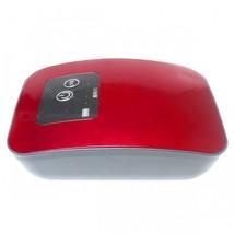 2W 5V Charging Dual-use Aquarium Lithium Battery Oxygen Pump - Red - $35.88